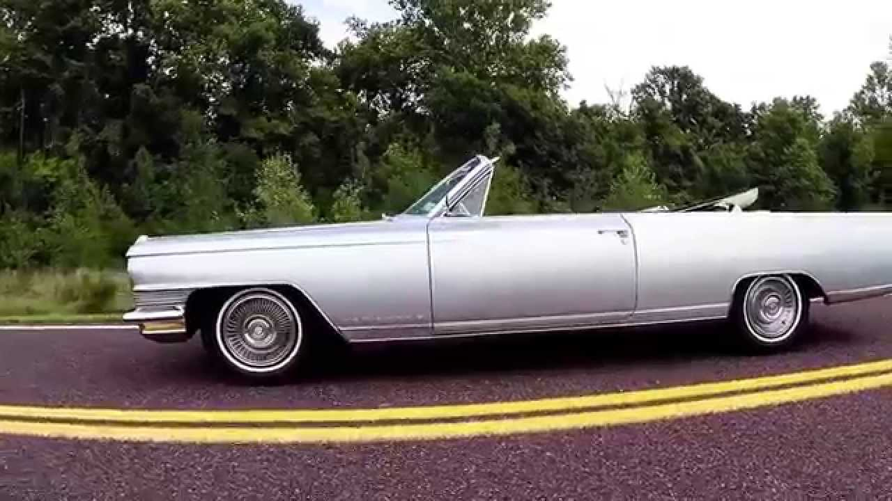 1964 Cadillac Eldorado Convertible (SOLD) - YouTube