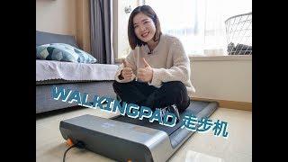 WalkingPad走步机体验:不占地儿的家用轻运动健身器材丨Eva的科技生活50