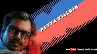 Petta singaar Singh mass villain bgm ringtone tamil