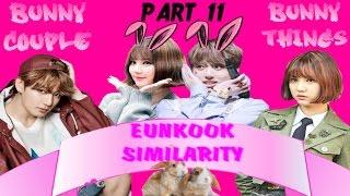 Video Eunha and Jungkook - EunKook Similarities pt.11 (Bunny Things) download MP3, 3GP, MP4, WEBM, AVI, FLV Maret 2018