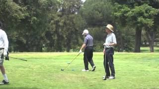 Otto Hess driver swing DAY 1