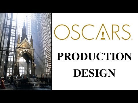 Oscars in One Minute: Production Design - 2017