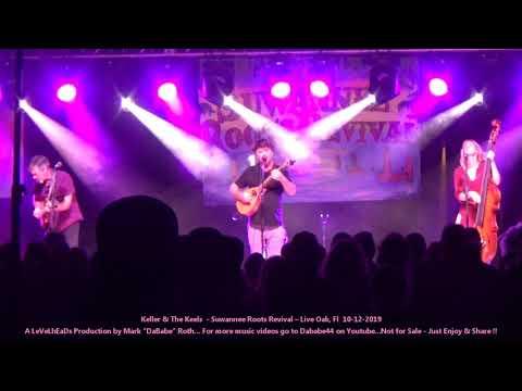 Keller & The Keels -  Suwannee Roots Revival – Live Oak, Fl  10- 12- 2019