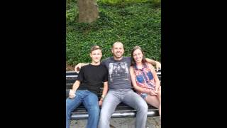 Video Murr from Impractical Jokers,  Tattoo reveal in Greenville, SC at Falls Park Downtown download MP3, 3GP, MP4, WEBM, AVI, FLV Juli 2018