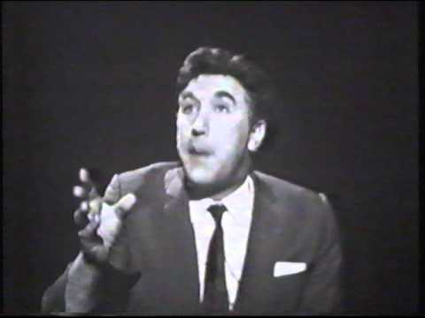 FRANKIE HOWERD responds to Reginald Maudling's Budget on TW3 in 1963.