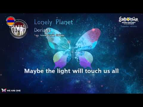 "Dorians - ""Lonely Planet"" (Armenia) - Karaoke version"