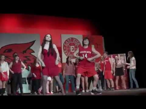 High School Musical, baby Grace's latest performance