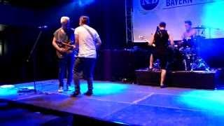 Killerpilze - Lauf live @ Würzburg, 12.7.2013