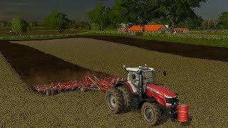 Farming simulator 17 - Blickling timelapse ep.20   Cultivating.