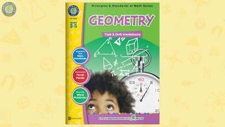Geometry - Task & Drill Sheets Gr. 3-5