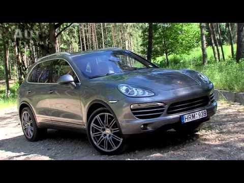 Autopilotas 20150628 Porsche Cayenne