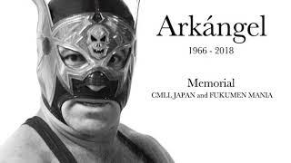 Arkangel de la Muerte Memorial - CMLL JAPAN and Fukumen Mania