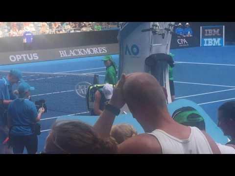 Caroline Wozniacki - Australian Open 2017
