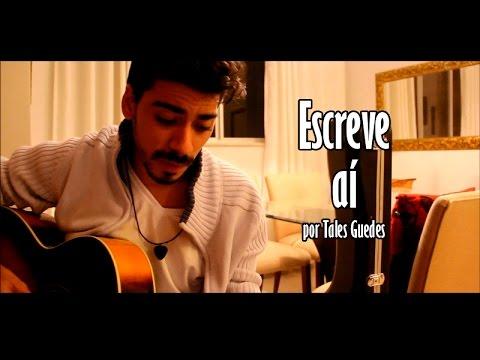 Escreve aí - Tales Guedes Luan Santana cover
