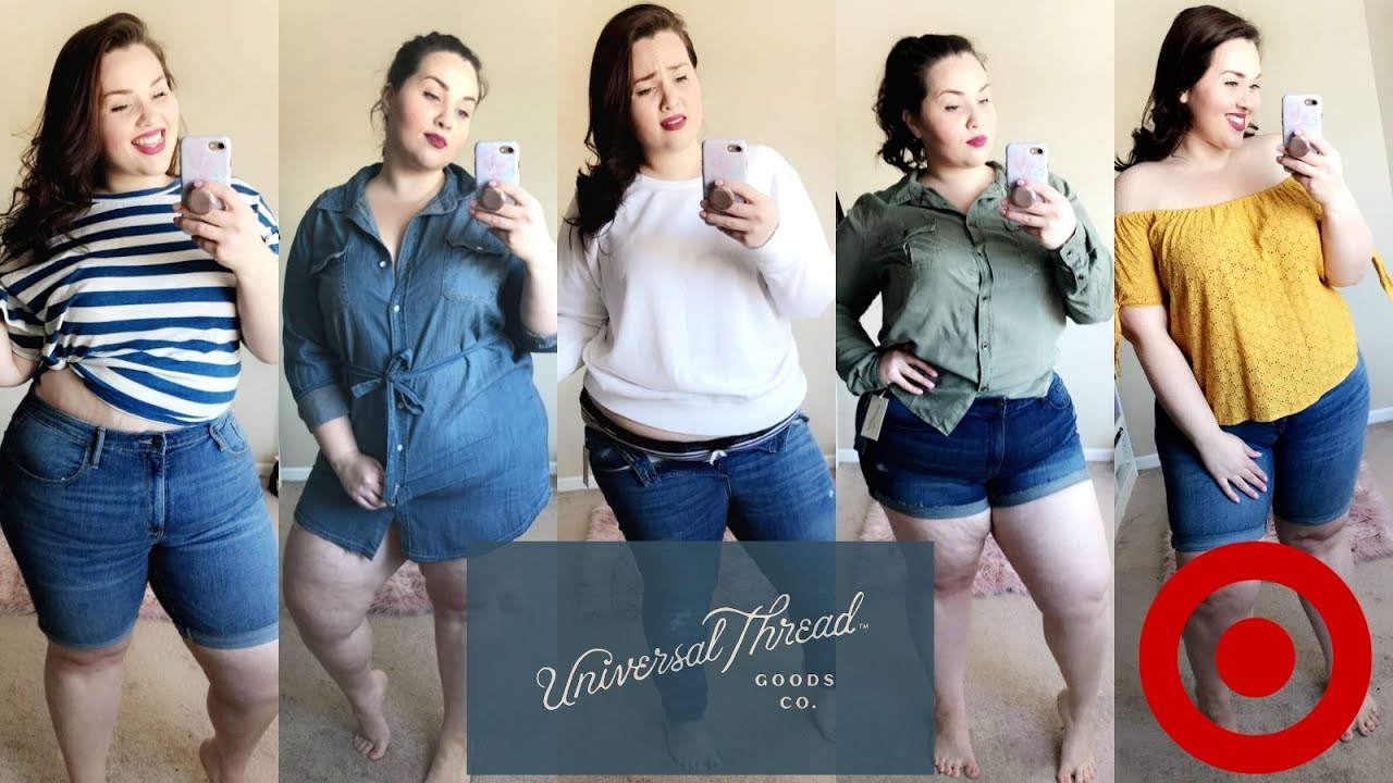 e74d600061ea8 Universal Thread for TARGET Try-On HAUL   First Impression