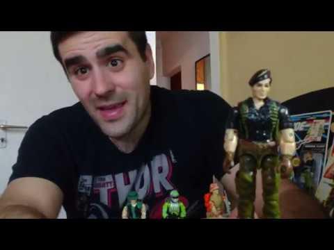 Heti Videó: 27# G.I.Joe - Gyalogsági figurák 3. rész