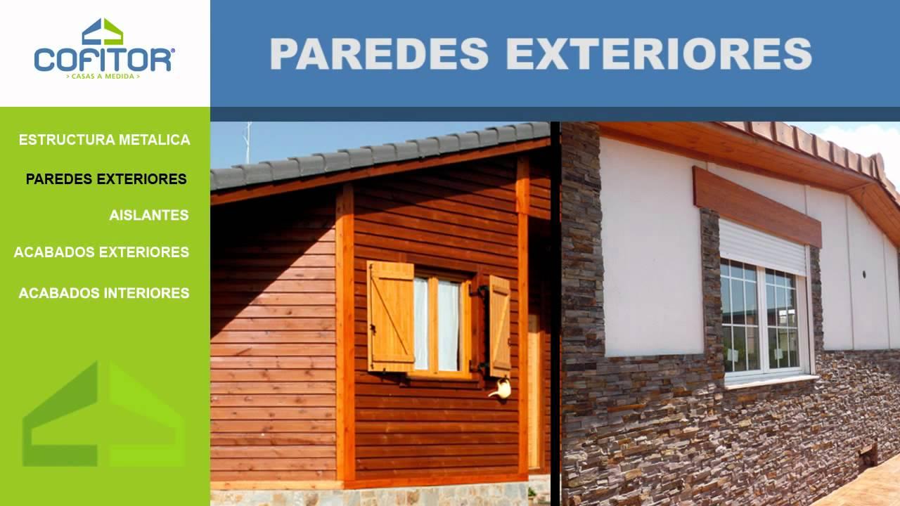 Casas prefabricadas cofitor explicaci n de nuestro modelo - Casas prefabricadas cofitor ...