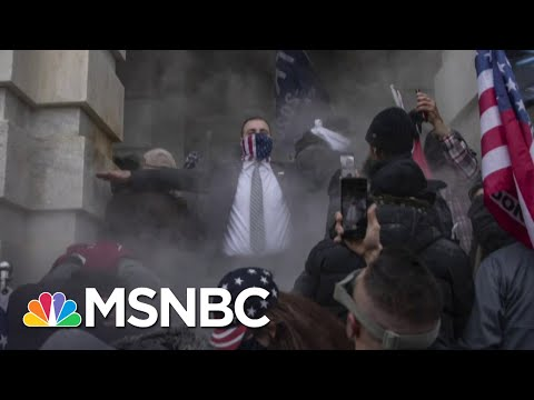 Ongoing Threat From Trump Supporters, Anti-Government Anarchists Analyzed By Experts | MSNBC