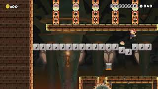 60 Seconds or less by starface - Super Mario Maker - No Commentary