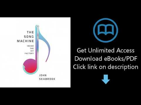 Download Song Machine: Inside the Hit Factory PDF