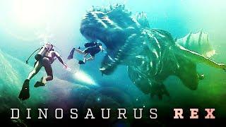 Dinosaurus Rex (Action-Trashfilm in voller Länge anschauen, ganzer Abenteuerfilm auf Deutsch) *HD*
