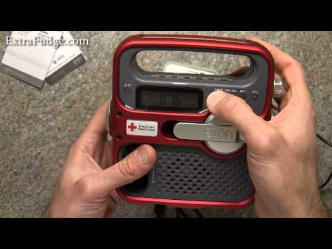 Eton ARCFR360R Solarlink Self-Powered Digital AM/FM/NOAA Radio with Solar Power Review