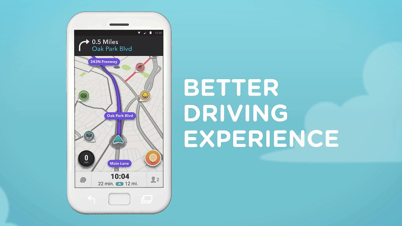 Check out the new Waze look for Android!