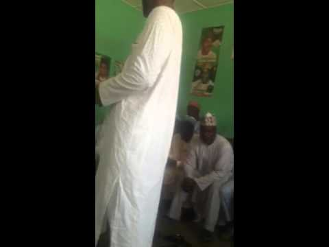 Alh. Nura  B.  Amadi kurfi chairman kurfi local government area katsina state Nigeria