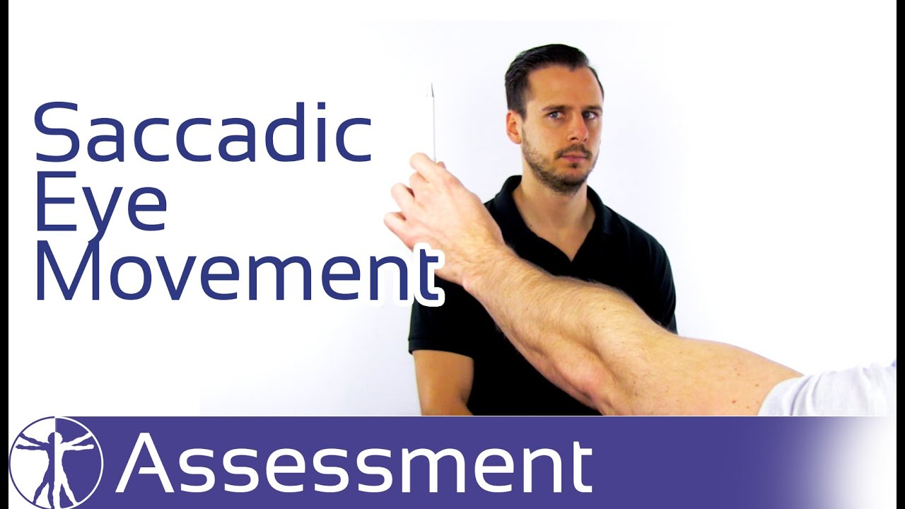 Saccadic Eye Movement