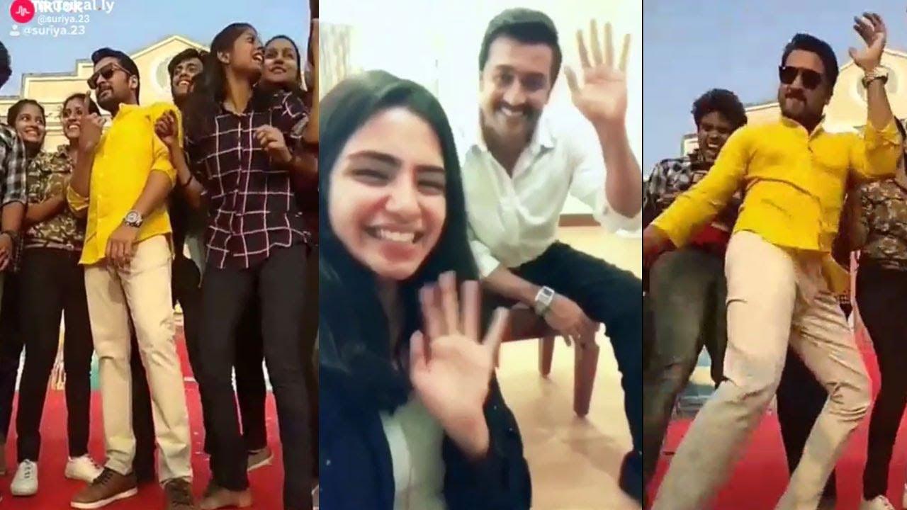 Surya Dubsmash Trending Musically Compilation Tamil Kalakkal Dubsmash 2018 Naughty Dubsmash