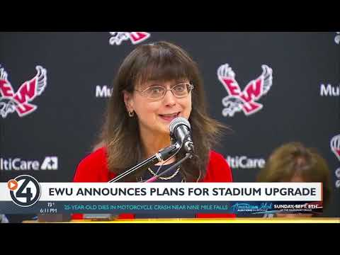 Eastern Washington University Reveals $25M Stadium Renovation Plan