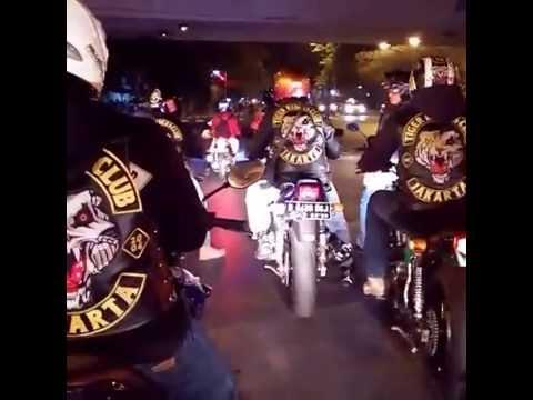Tiger Riders Club Jakarta 2015