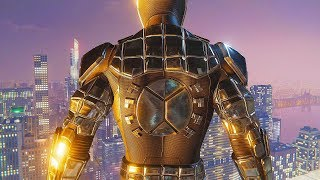 Spider-Man PS4 - The Ultimate Spider Armor MK 1 Epic Combat, Stealth Takedowns & Free Roam Gameplay