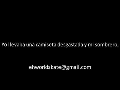 Summercat (Letra en castellano)