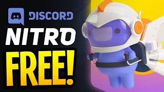 How to Get Discord NITRO FREE on Epic Games!
