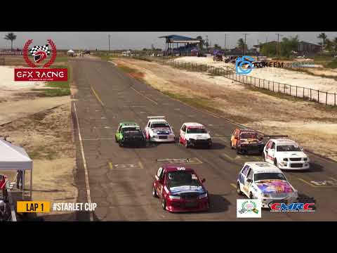 CMRC 2017 Guyana International Race of Champions (Saturday)