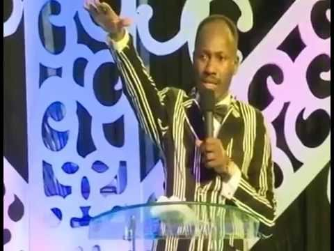 #Apostle Johnson Suleman(Prof) #Lord Set Me On Fire #3of3