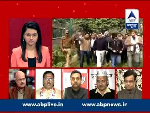 ABP News debate l Is there any Kejriwal wave in Delhi?