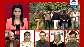 ABP News debate l Is there any Kejriwal wave in Delhi?