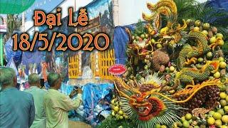 Đại Lễ 18/5/2020 Tại Ban Trị Sự Giáo Hội PGHH Xã Kiến Thành
