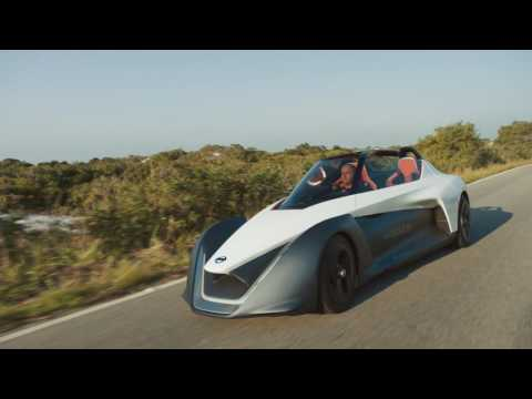 Fantasy to Reality - Nissan BladeGlider