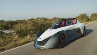 Fantasy to Reality - Nissan BladeGlider