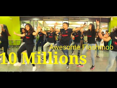 Flashmob By Antriksha Wipro Pune