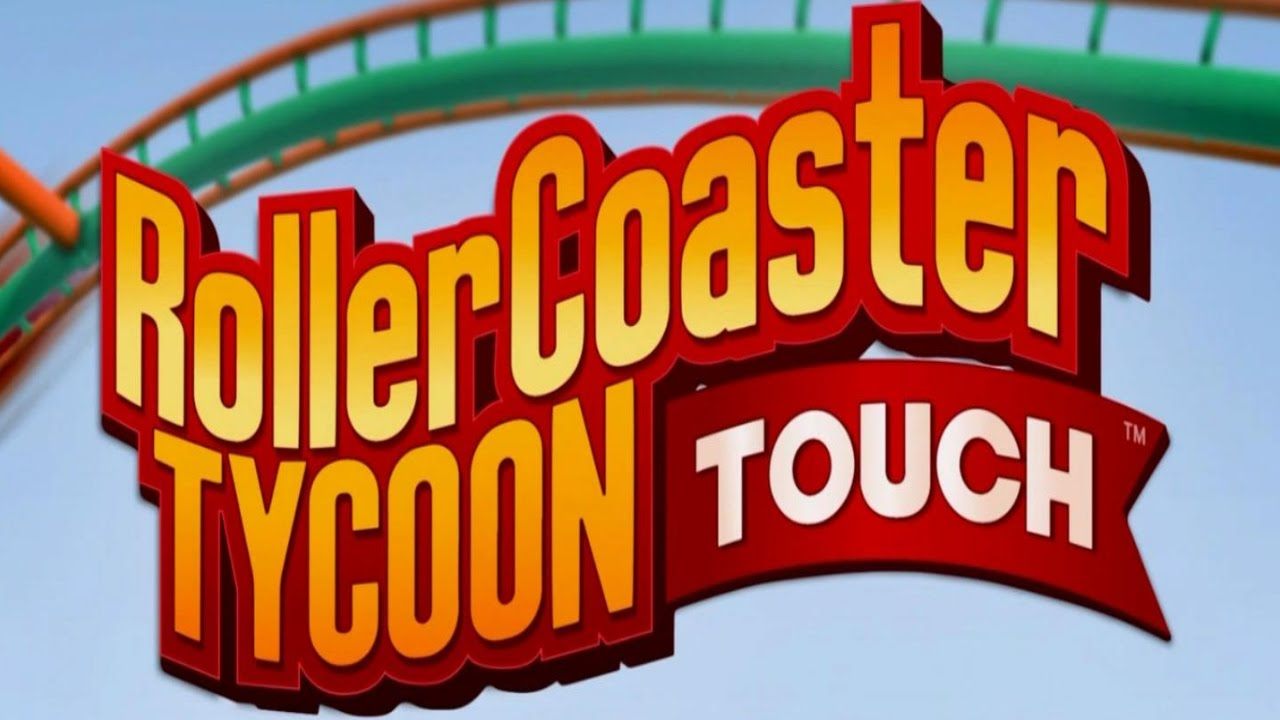 RollerCoaster Tycoon Touch (by Atari) - iOS/Android - HD Gameplay Trailer