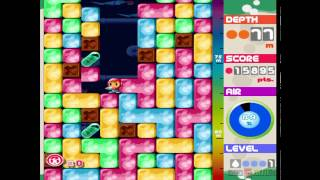 Mr. Driller - Gameplay Dreamcast HD 720P