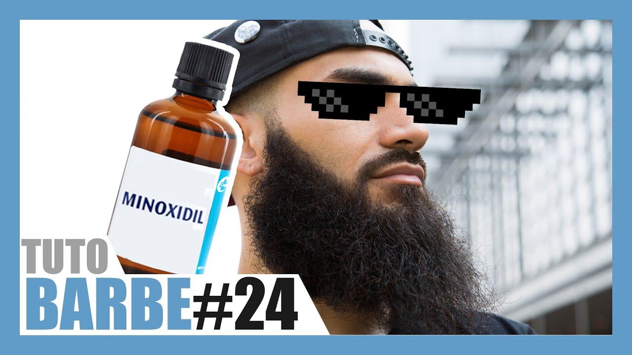 le minoxidil pour faire pousser sa barbe youtube. Black Bedroom Furniture Sets. Home Design Ideas