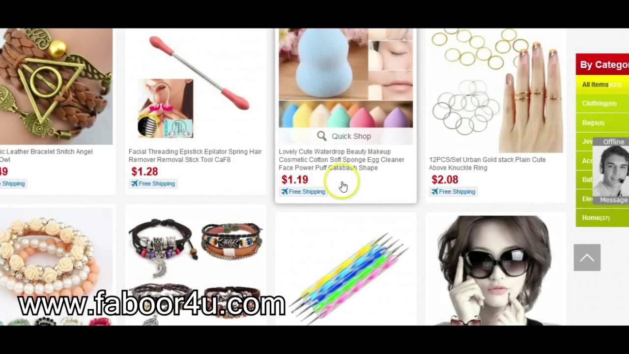 6422625dc اشتري اي منتج او ملابس او اجهزة الكترونية مجانا مع اثبات شراء منتوج بالفيديو