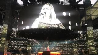 28/06/17 Adele -Wembley Resimi