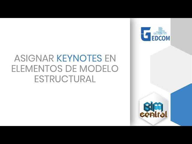 Asignación de Keynotes con Dynamo
