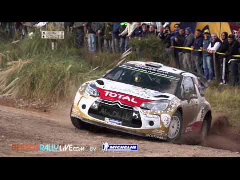 Leg 1 - 2015 WRC Rally Argentina - Best-of-RallyLive.com